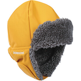 DIDRIKSONS Biggles 3 Casquette Enfant, mellow yellow